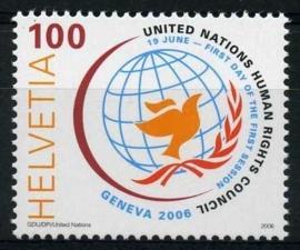 Zwitserland, michel 1977,xx