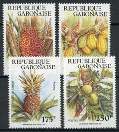 Gabon, michel 1036/39, xx
