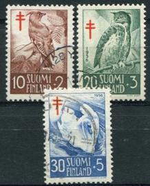 Finland, michel 461/63, o
