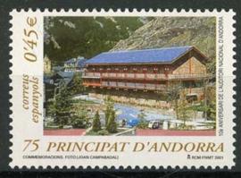 Andorra Sp., michel 283, xx