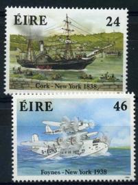 Ierland, michel 652/53, xx