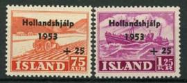 IJsland, michel 285/86, xx