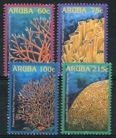 Aruba, nvph 348/51, xx
