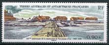 Antarctica Fr., michel 657, xx