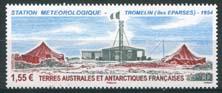 Antarctica Fr., michel 852, xx