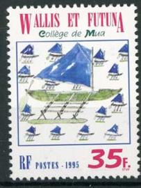 Wallis & F., michel 676, xx