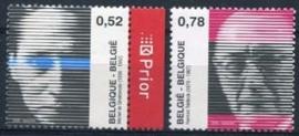 Belgie, obp 3476/77 , xx