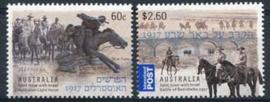 Australie, michel 3944/45, xx