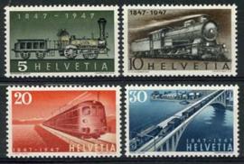 Zwitserland, michel 484/87, xx