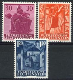 Liechtenstein, michel 424/26, xx