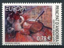 Andorra Sp., michel 324, xx