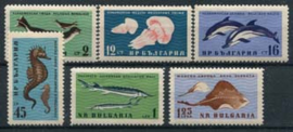 Bulgarije, michel 1243/48, xx
