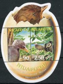 Niuafo'ou , michel blok 34, xx