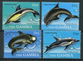 Gambia, michel 6173/76, xx