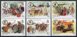 Jersey, michel 1838/43, xx