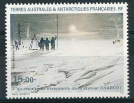 Antarctica Fr., michel 337, xx