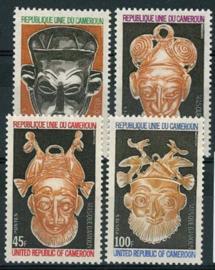 Cameroun, michel 733/36, xx