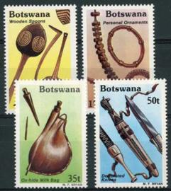 Botswana, michel 329/32, xx