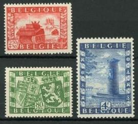 Belgie, obp 823/25, x