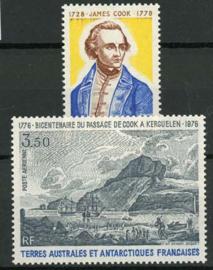 Antarctica Fr., michel 111/12, xx
