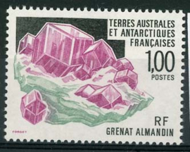 Antarctica Fr., michel 299, xx
