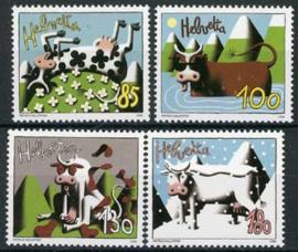 Zwitserland, michel 1973/76, xx
