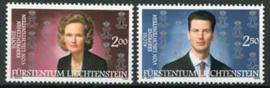Liechtenstein, michel 1299/00, xx