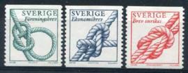 Zweden, michel 2331/33, xx