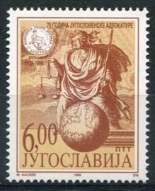 Joegoslavie, michel 2905, xx