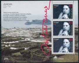 Azoren, michel blok 15, xx