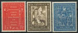 Luxemburg, michel 583/85, xx
