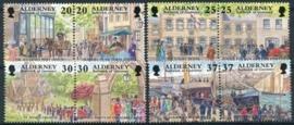 Alderney, michel 121/28, xx
