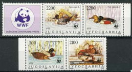 Joegoslavie, michel 2328/31, xx