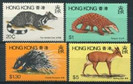 Hong Kong, michel 384/87, xx