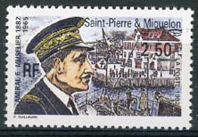 St.Pierre, michel 633, xx