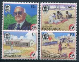 Swaziland, michel 552/55, xx