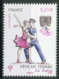 Frankrijk, michel 5997, xx