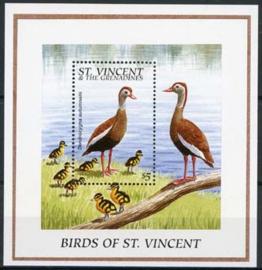 St.Vincent & G., michel blok 385, xx