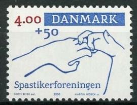 Denemarken, michel 1260, xx