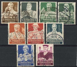 Duitse Rijk, michel 556/64, o