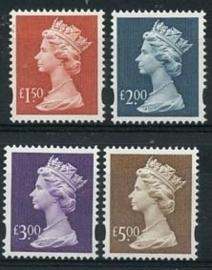 Engeland , michel 2136/39 , xx