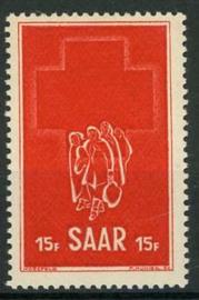 Saar , michel 318, xx