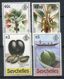 Seychelles, michel 469/72, xx