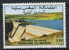 Marokko, michel 1179, xx