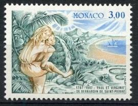 Monaco , michel 1834, xx