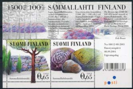 Finland, michel bl. 35, xx