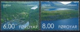 Faroer , michel 402/03 , xx