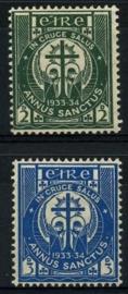 Ierland, michel 59/60, xx