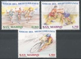 San Marino , michel 2395/97 , xx