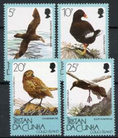 Tristan da Cunha, michel 468/71, xx